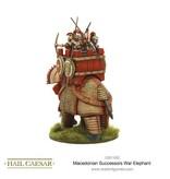 Warlord Games Aegean States Macedonian Successor War Elephant Box Set