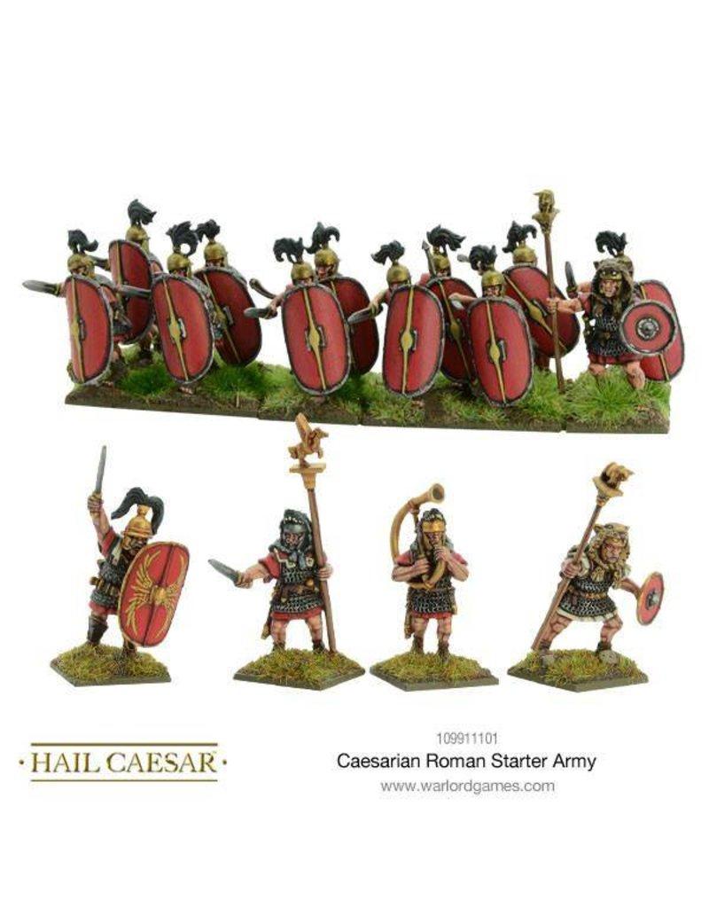 Warlord Games Caesarian Romans Starter Army Box Set