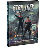 Modiphius Entertainment Star Trek Adventures: Command Division Supplementary Rulebook