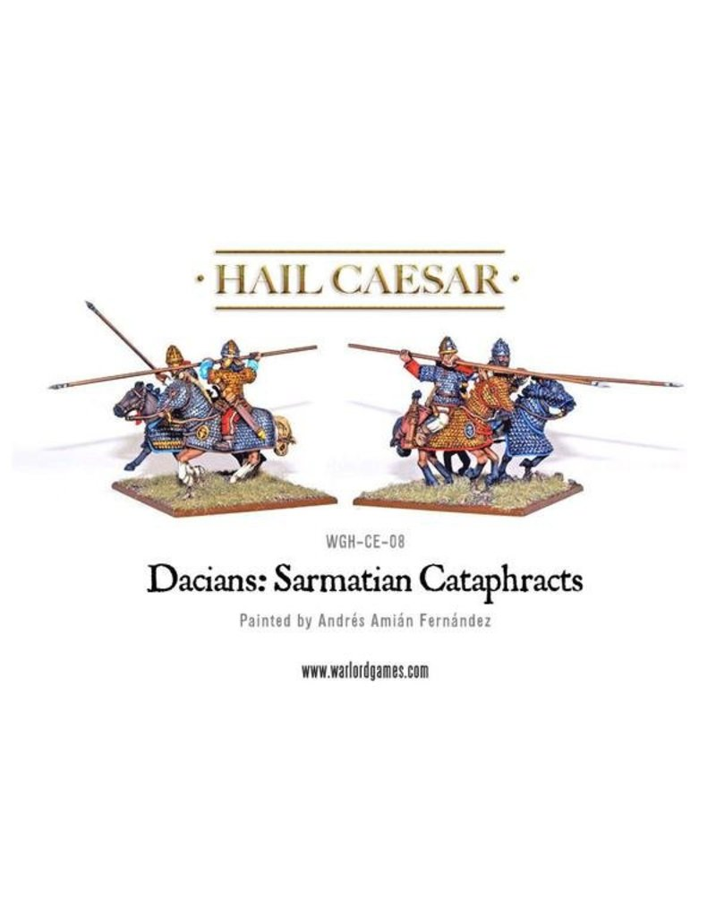 Warlord Games Enemies Of Rome Sarmatian Cataphracts Box Set