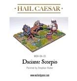 Warlord Games Enemies Of Rome Dacian Scorpio Pack
