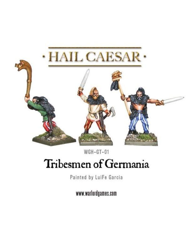 Warlord Games Enemies Of Rome Tribesmen Of Germania Box Set