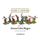 Warlord Games Enemies Of Rome Ancient Celt Slingers Pack