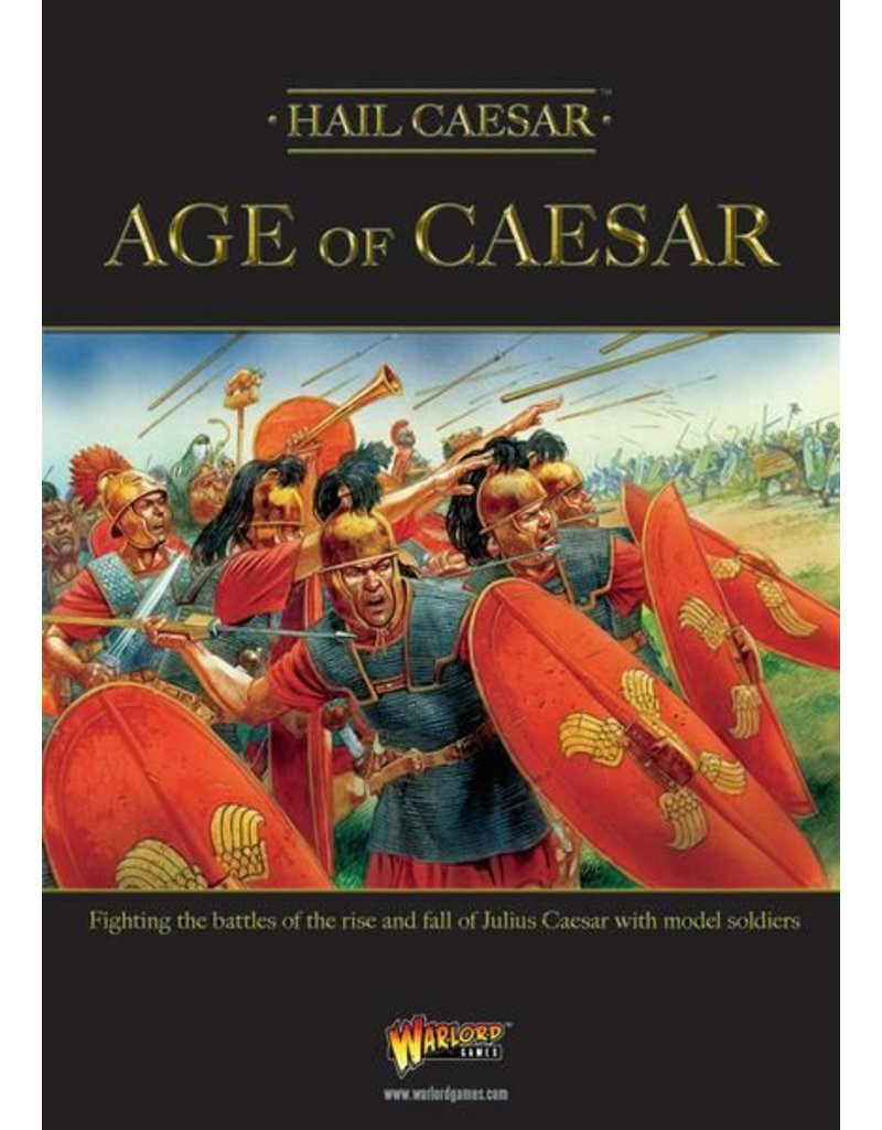 Warlord Games Age Of Caesar Supplement Book