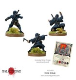 Warlord Games Test Of Honour Ninja Blister 1 Pack
