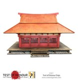 Warlord Games Test of Honour Dojo Scenery Set