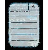 TT COMBAT Dropfleet Commander Activation Cards Set