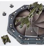 TT COMBAT Dropzone Commander Underground Hangar Scenery Pack