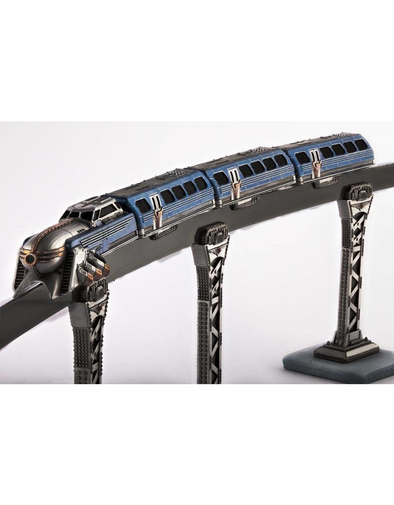 TT COMBAT Dropzone Commander Monorail Scenery Pack
