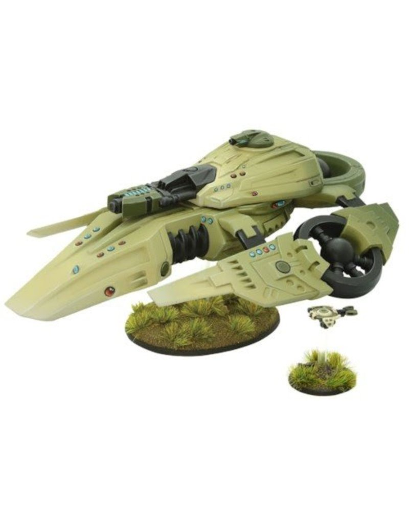 Warlord Games Concord C3M25 Heavy Combat Drone Box Set