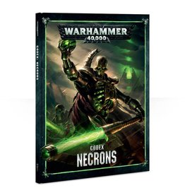 Games Workshop Codex: Necrons (8th Edition)