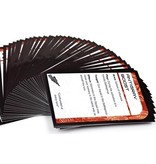 TT COMBAT Shaltari Command cards Pack