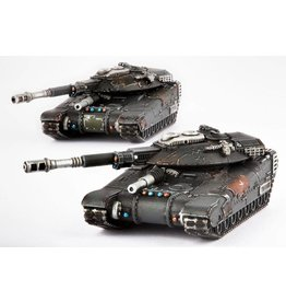 TT COMBAT M9 Hannibal / Mehmed Siege Tank