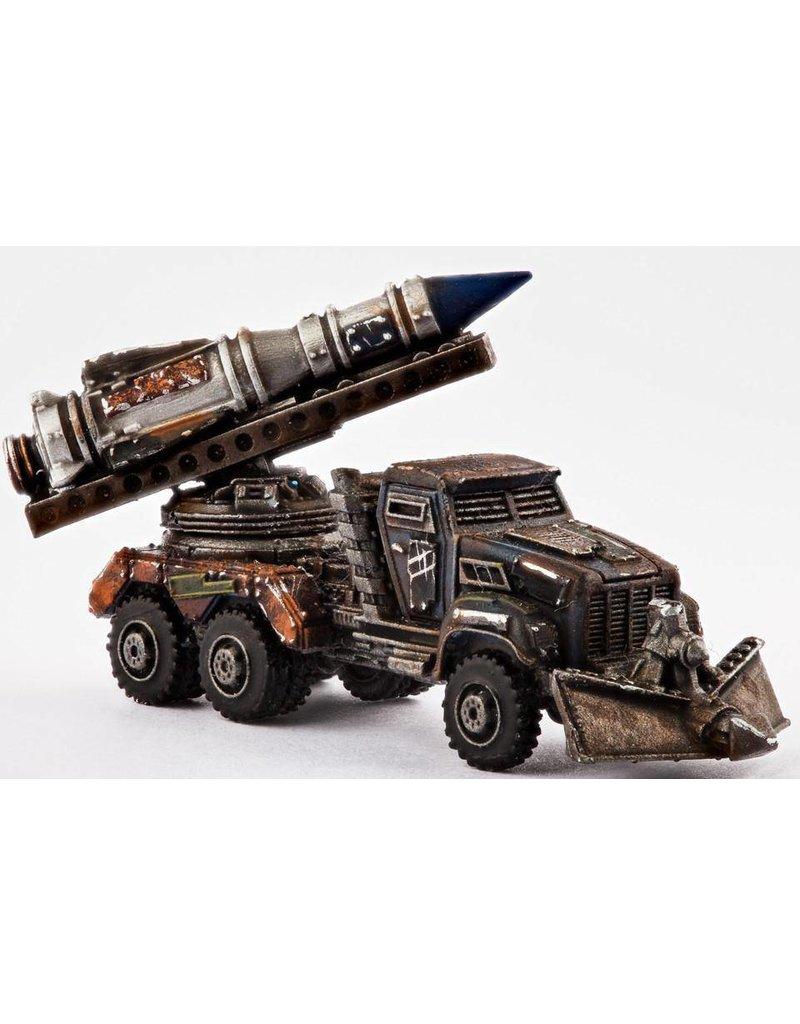 TT COMBAT Resistance Storm Wagon/Thunder Wagon Clam Pack