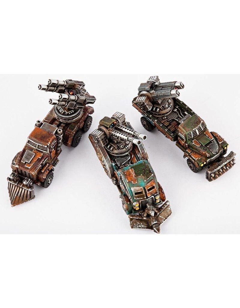 TT COMBAT Resistance Gun Wagon Clam Pack