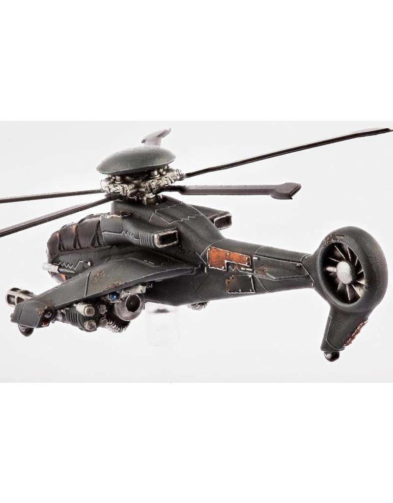 TT COMBAT Resistance AH-16 Cyclone / Typhoon Attack Helicopter Clam Pack