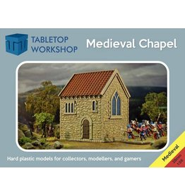 Tabletop Workshop Medieval Chapel