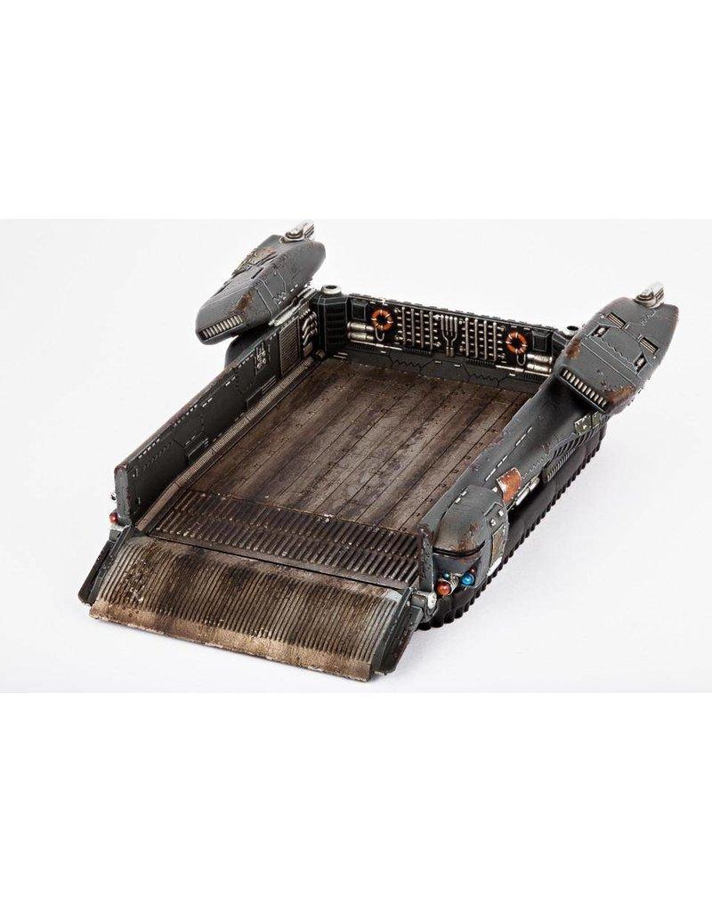 TT COMBAT Resistance NT-1 Kraken Hovercraft Box Set