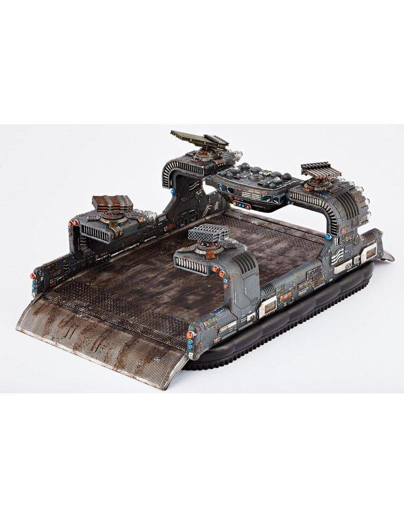 TT COMBAT Resistance NT-4 Leviathan Heavy Hovercraft Box Set