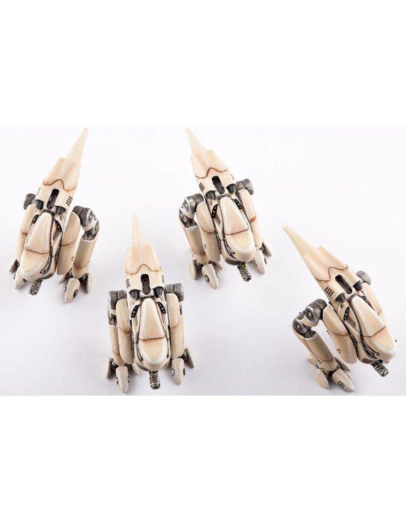 TT COMBAT PHR Janus Scout Walkers Clam Pack