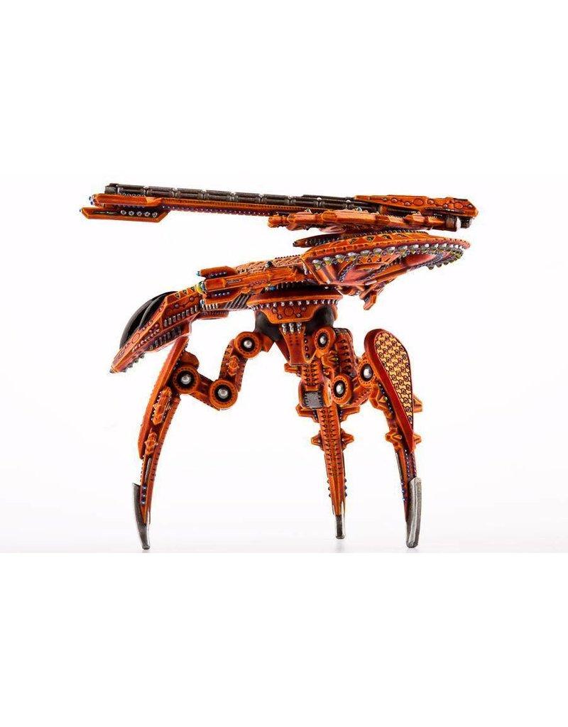 TT COMBAT Shaltari Ocelot/Panther Warstrider Clam Pack