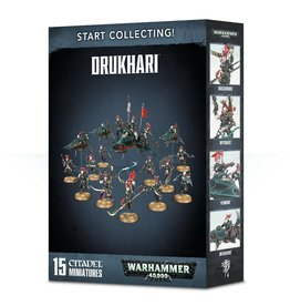 Games Workshop Start Collecting Dark Eldar