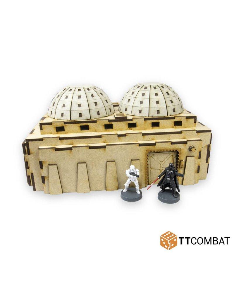 TT COMBAT Sci-Fi Utopia - Sandstorm Double Dwelling
