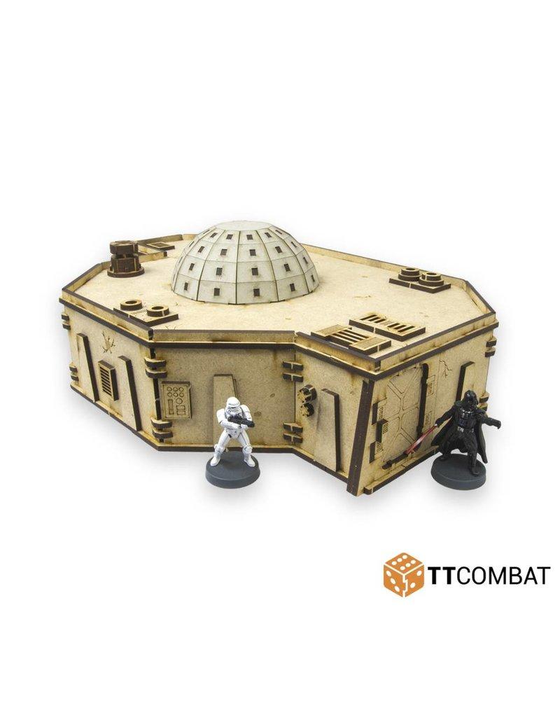 TT COMBAT Sci-Fi Utopia – Sandstorm Cantina