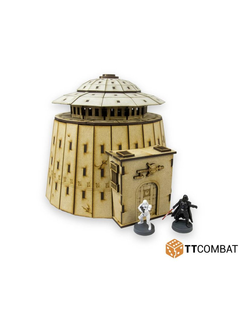 TT COMBAT Sci-Fi Utopia – Sandstorm Palace