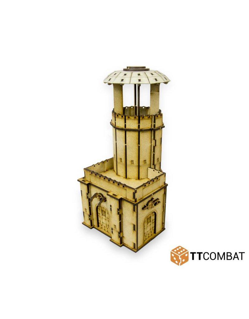 TT COMBAT Sci-Fi Utopia – Sandstorm Palace Tower