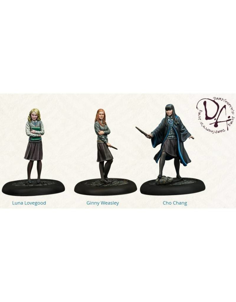 Knight Dumbledore's Army Miniatures Pack