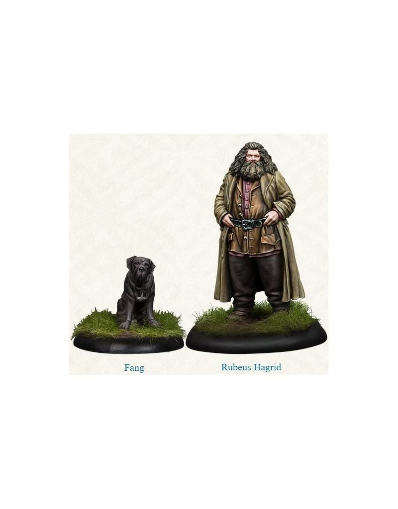 Knight Rubeus Hagrid Miniatures Pack