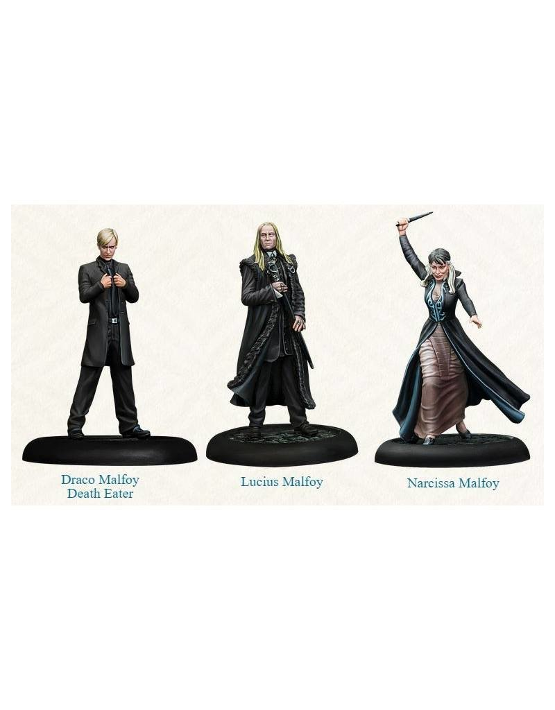 Knight Malfoy Family Miniatures Pack