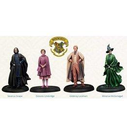 Knight Hogwarts Professors