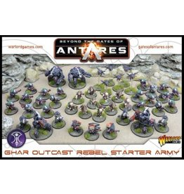 Warlord Games Ghar Outcast Rebel Starter Army