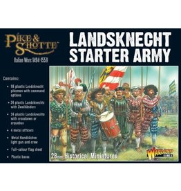 Warlord Games Landsknecht Starter Army