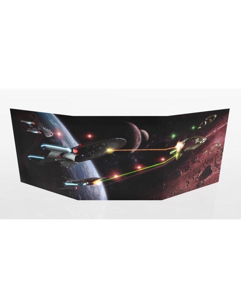 Modiphius Entertainment Star Trek Adventures: Gamemaster Screen Pack