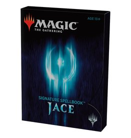 Wizards of the Coast MTG: Signature Spellbook Jace Display Pack