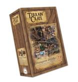 Mantic Games Terrain Crate: Dungeon Depths Scenery Box Set