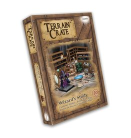 Mantic Games Wizard's Study