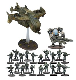 Mantic Games GCPS Reserve Force