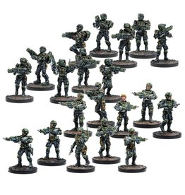 Mantic Games GCPS Troopers