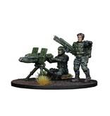 Mantic Games Warpath / Deadzone: GCPS Anti-Tank Weapons Teams Box Set