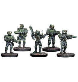Mantic Games GCPS Ranger Sniper/ Tank Hunter Team