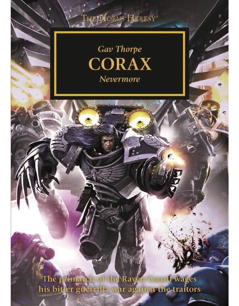 Games Workshop Horus Heresy:  Corax (SB)