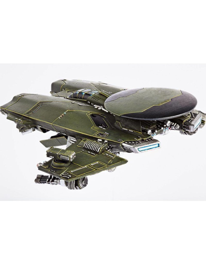 TT COMBAT UCM Phoenix Command Gunship Clam Pack