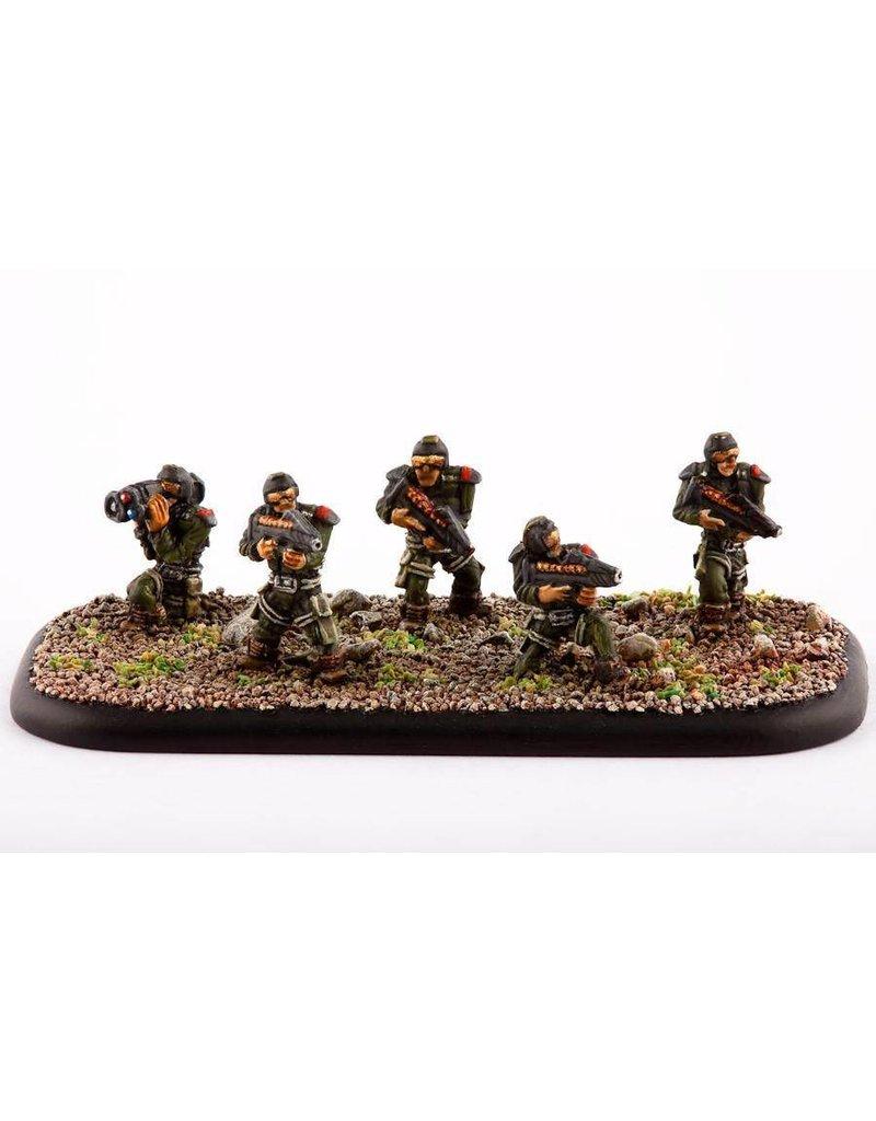 TT COMBAT UCM Colonial Legionnaires Clam Pack