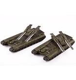 TT COMBAT UCM Gladius / Scimitar Heavy Tanks Clam Pack