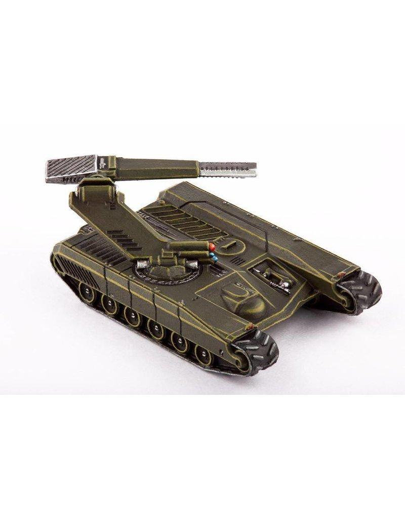 TT COMBAT UCM Sabre Main Battle Tanks Clam Pack