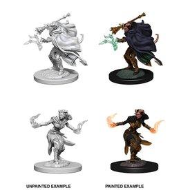 Wizkids Female Tiefling Warlock (Wave 6)